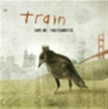 Train Save Me San Francisco CD 18 Track Golden Gate Edition European Sony 2010