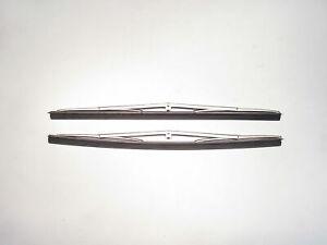 "17"" Wiper Blades Fits Subaru 1600 1800 Mazda RX7 & Honda Accord Swallow Brand"