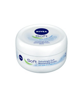 Nivea Soft 50 ml Vitamin E Skin Soft Supple Everyday Use Moisturizing Revitalize