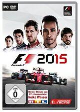 F1 2015 (FÓRMULA UNO) PC NUEVO + emb.orig