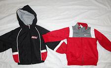 Miami Heat Basketball Jacket & Nike Track Jacket Boys Toddler 18M