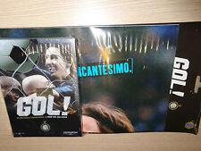 DVD GOL N°2 DA MAZZOLA A IBRAHIMOVIC  I 3000 GOL DELL'INTER FC + MEGA POSTER