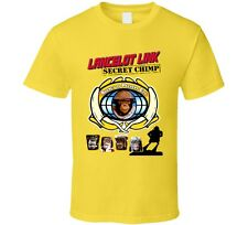 Lancelot Link Secret Chimp Poster T Shirt