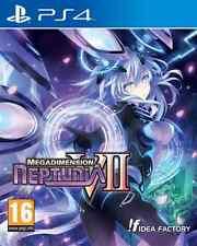 Megadimension Neptunia VII (PS4) WITH BONUS POSTER - BRAND NEW & SEALED UK