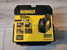 DEWALT DW088CG-XJ Self Levelling Cross Line Green Laser NEW GENUINE