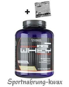 (20,04 Euro/Kg) Ultimate Nutrition Prostar Whey Protein 2390g 2,39Kg + Probe