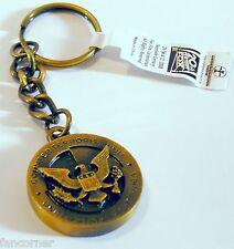 24 Heures Porte Clefs Officiel metal Jack Bauer Neuf Jack Bauer CTU keychain
