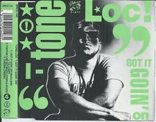 TONE LOC - I got it goin' on CD SINGLE 4TR UK RELEASE 1989 RARE!
