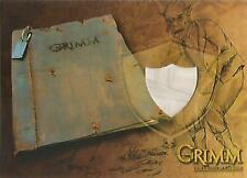 "Grimm - RARE GPR-9 ""The Book of Grimm, Schakal Page"" Prop Card"