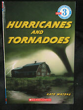 Childrens Reader Book Level 3 HURRICANES AND TORNADOES Growing Up Reader BNSC