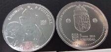 Pièces euros du Portugal pour 5 euro