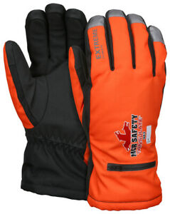 MCR Safety 983 Extreme Climate Insulated Gloves, 200g Thinsulate (M-2XL)
