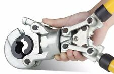 Pressatrice manuale per raccordi tubo multistrato Pex th 16 20 26 32 con valigia