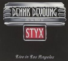 Dennis DeYoung and the Music of Styx: Live in Los Angeles 2 CD + DVD (FREE SH)