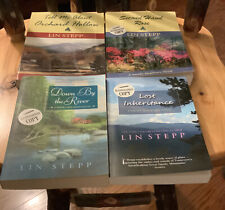 Lin Stepp 4 Smoky Mountain PB Novels All SIGNED 2010-2014 VG  SC