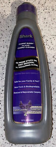 Shark Carpet Rug Buddy No Rinse Cleaner Shampoo English Lavender 32 fl. oz.
