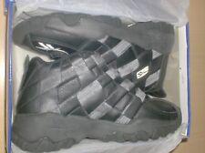 reebok shoes basketball vintage nos uptime b/w 90s - 10.5 usa original new