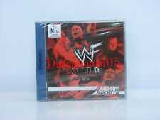 WWF Attitude Get It Sega Dreamcast Brand New and sealed ,100% Pal Game( AUS )