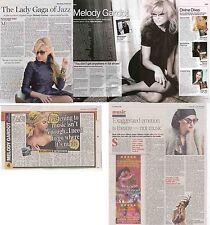 Melody Gardot : Cuttings Collection -interviews-