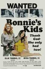 Bonnies Kids Poster 01 A4 10x8 Photo Print