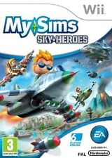 MY SIMS SKY HEROES    -----   pour WII