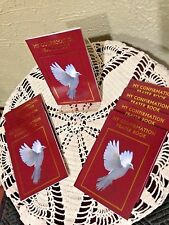 """MY CONFIRMATION PRAYER BOOK ""  (1) Book By Aquinas Press 97 pages *NEW*"