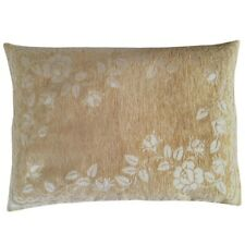 Upholstery/Chenille Rose Beige 22x30 Outdoor Farmhouse Pillow Case/Cushion Cover