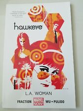 Hawkeye Vol 3 L.A. Woman Tpb Collection 2014 Marvel Comics Matt Fraction! Wu!