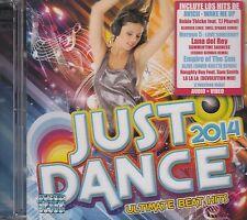 Just Dance 2014 Lana del Rey,Juana Magan,John Newman,Empire of The sun CD+DVD