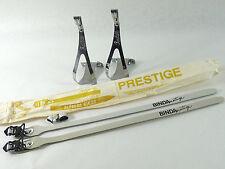 Cinelli Toe Straps Binda Extra Prestige W Large Balilla Toe Clips for pedals NOS