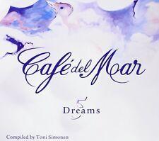 CAFE DEL MAR DREAMS 5  CD NEW+
