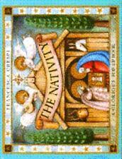 Nativity, The, Crespi, Francesca, Acceptable Book