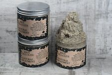 Cellulite Reduction Natural Scrub Spa Treatment with coffee and shea butter
