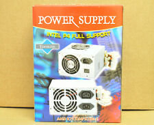 Alimentation PC ATX Silencieuse 350W Ventilateur Power Supply Molex - Neuve New!