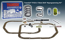 A500 40RH 42RH 42RE 44RE Transgo Reprogramming Kit 1988-2003 Stick Shift Kit