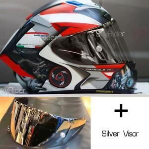 X14 X-Spirit 3 Motorcycle Full Face Helmet Marquez Moto GP Helmet SHOEI V4 S