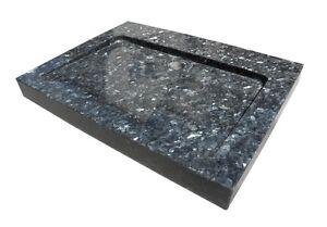 Waschbecken aus Naturstein, Granit, Marmor, Model Bern 55x42cm, versch. Farben