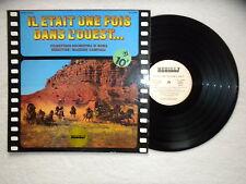 """LP FILMSTUDIO """"Il était une fois dans l'ouest"""" NEUILLY NLY P 2076 FRANCE §"""