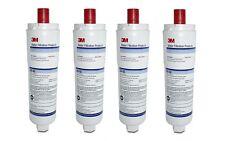4 x 3M CS-52 Internal Fridge water filter - Bosch - Neff - Siemens 5586605-06