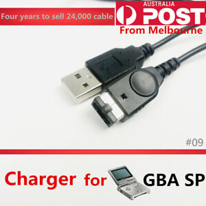 USB Charger Charging Power Cable Cord for Nintendo Game Boy Advance SP GBASP