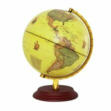 Earth Globe Map Desktop Decoration Education Home Office Miniature Kids Gift New