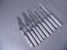 Art Deco Antique Silver Forks