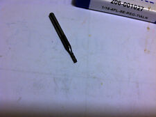 """MILL MONSTER SOLID CARBIDE, 1/16"""" DIA 4FL SQ END ENDMILL TIALN COATED"""