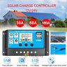 30-100A MPPT Solar Panel Regulator Charge Controller Auto Focus Tracking 12V-24V