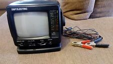 mini television D&P ELECTRIC