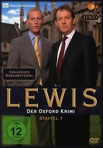 Lewis - Der Oxford Krimi: Staffel 1 [4 DVDs] | DVD | Zustand akzeptabel
