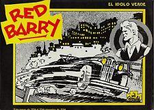 RED BARRY de Will Gould. Tomo único. Ediciones BO, 1982