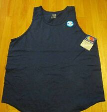 Men's Tank Top Fruit of The Loom XL 6pc 3 Color 100%  Cotton Navy White Royal