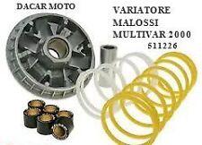 5111226 VARIATORE MALOSSI MULTIVAR 2000 PIAGGIO X9 250 4T LC
