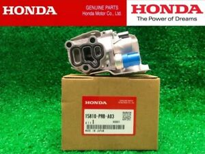 HONDA Civic Si Acura GENUINE OEM SOLENOID SPOOL VALVE 15810-PRB-A03 NEW